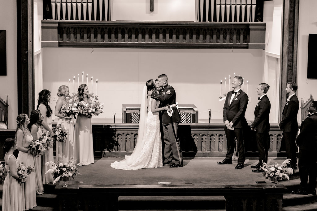 Wilmington North Carolina Wedding First Baptist Church Wilmington North Carolina